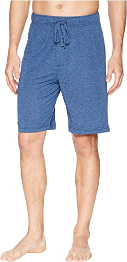 50 Rayon/50 Poly Knit Sleep Shorts