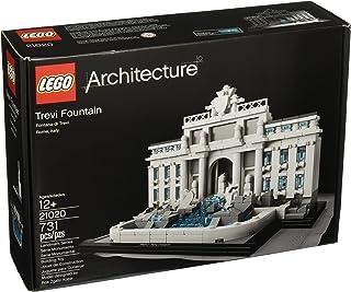 LEGO Architecture Trevi Fountain Niño/niña 731pieza(s) Juego