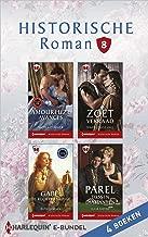 Historische roman e-bundel 8 (4-in-1)