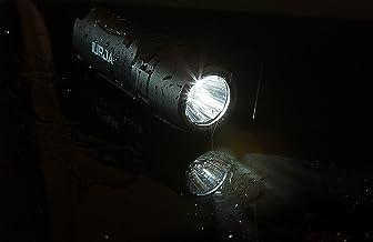iUrja LED 10,400mAH Emergency Rechargeable Power Bank Torch, Seatbelt Cutter & Window Breaker