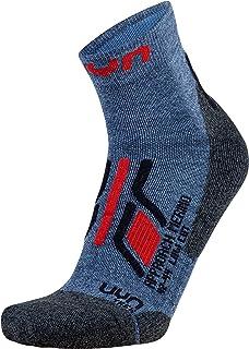 UYN, Man Trekking Approach Merino Low Cut Socks Calcetines, Hombre