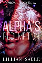 Alpha's Redemption (Omegas of Pandora Book 6)
