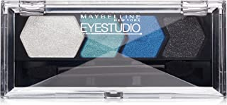 Maybelline New York Eye Studio Color Plush Silk Eyeshadow, Sapphire Siren 20, 0.09 Ounce