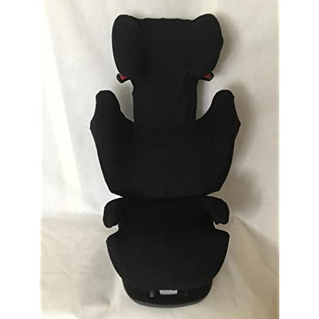 Summer Cover Slipcover For Cybex Solution M S M Sl Terry Towelling 100 Cotton Black Baby