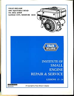 Foley- Belsaw Institute Small Engine Repair & Service