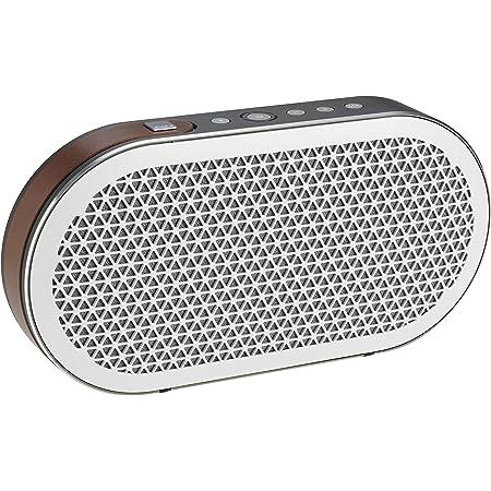 Dali Katch Portable Bluetooth Speaker Compact Battery Playtime 24 Hours Maximum Sound Pressure Level 95 Db Aluminium Cone With Fabric Dust Cap Colour Grape Leaf Mp3 Hifi