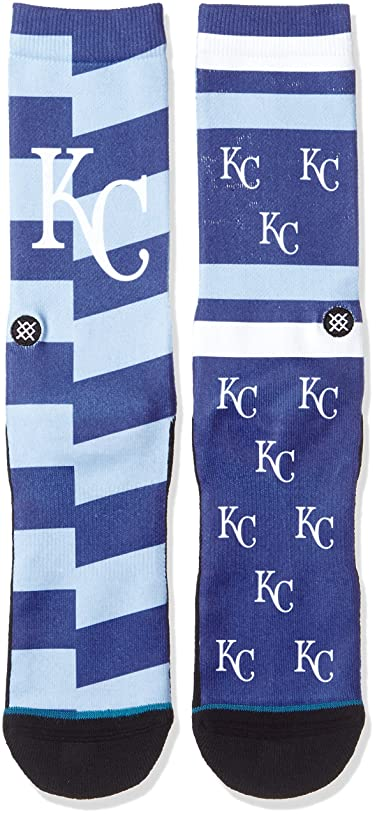 Stance M558A17ROY Men's Royals Splatter Sock