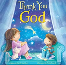 Thank You God (Padded Board Book)