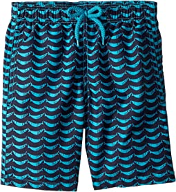 Poissons Hamac Swim Trunk (Big Kids)
