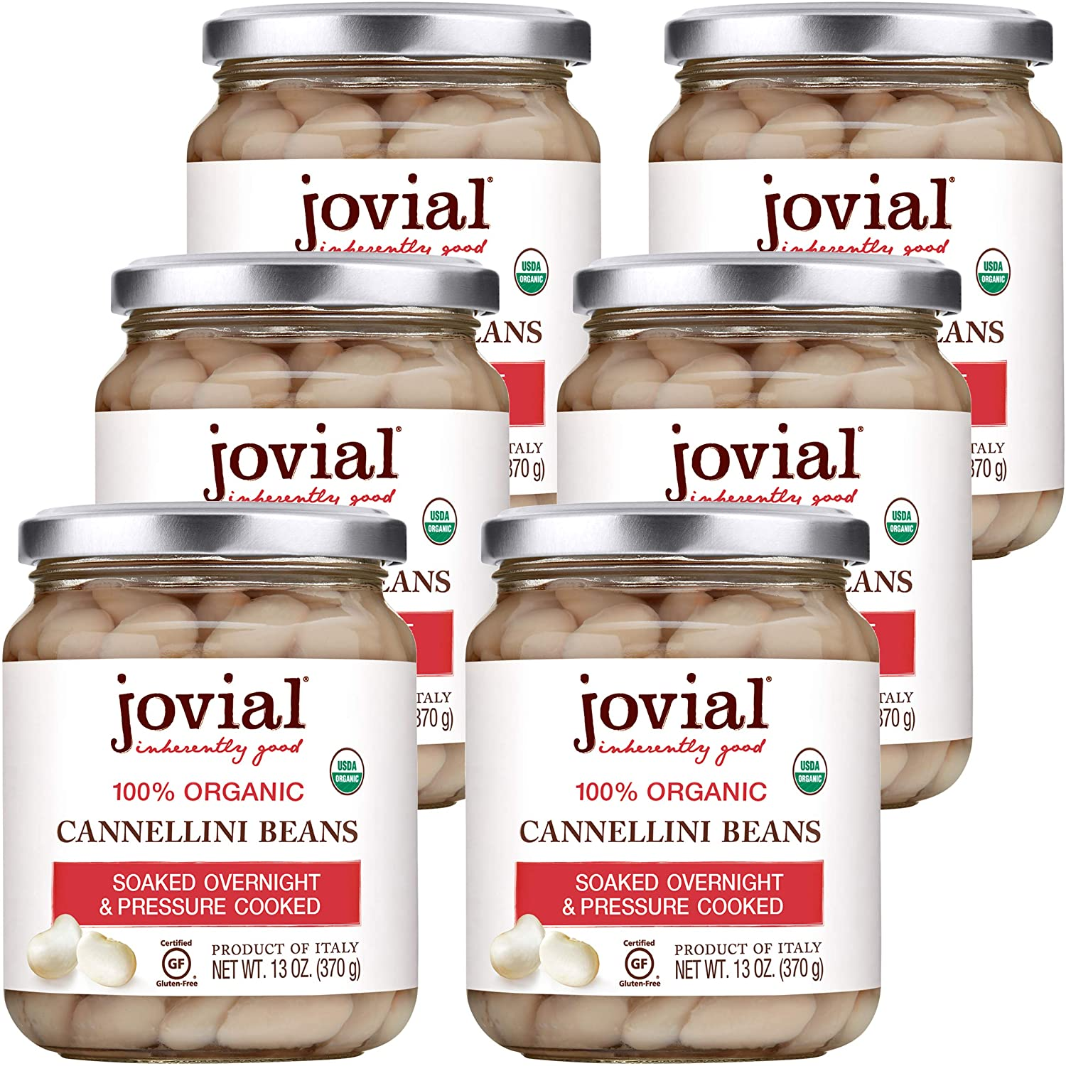 Complete Free Shipping Jovial Cannellini Beans USDA Non-GMO Tucson Mall Glu Organic Certified