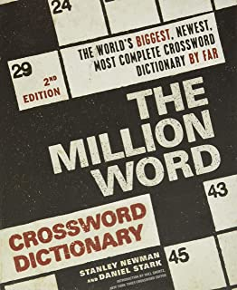 The Million Word Crossword Dictionary, 2nd Edition
