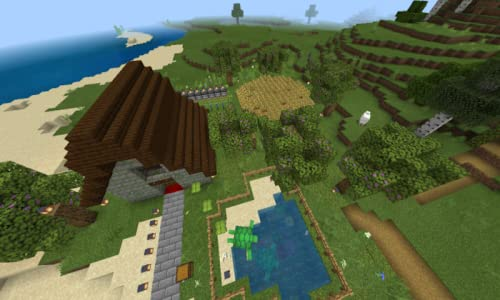 『FarmHouse For Minecraft PE』の2枚目の画像