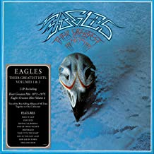 eagles vinyl records