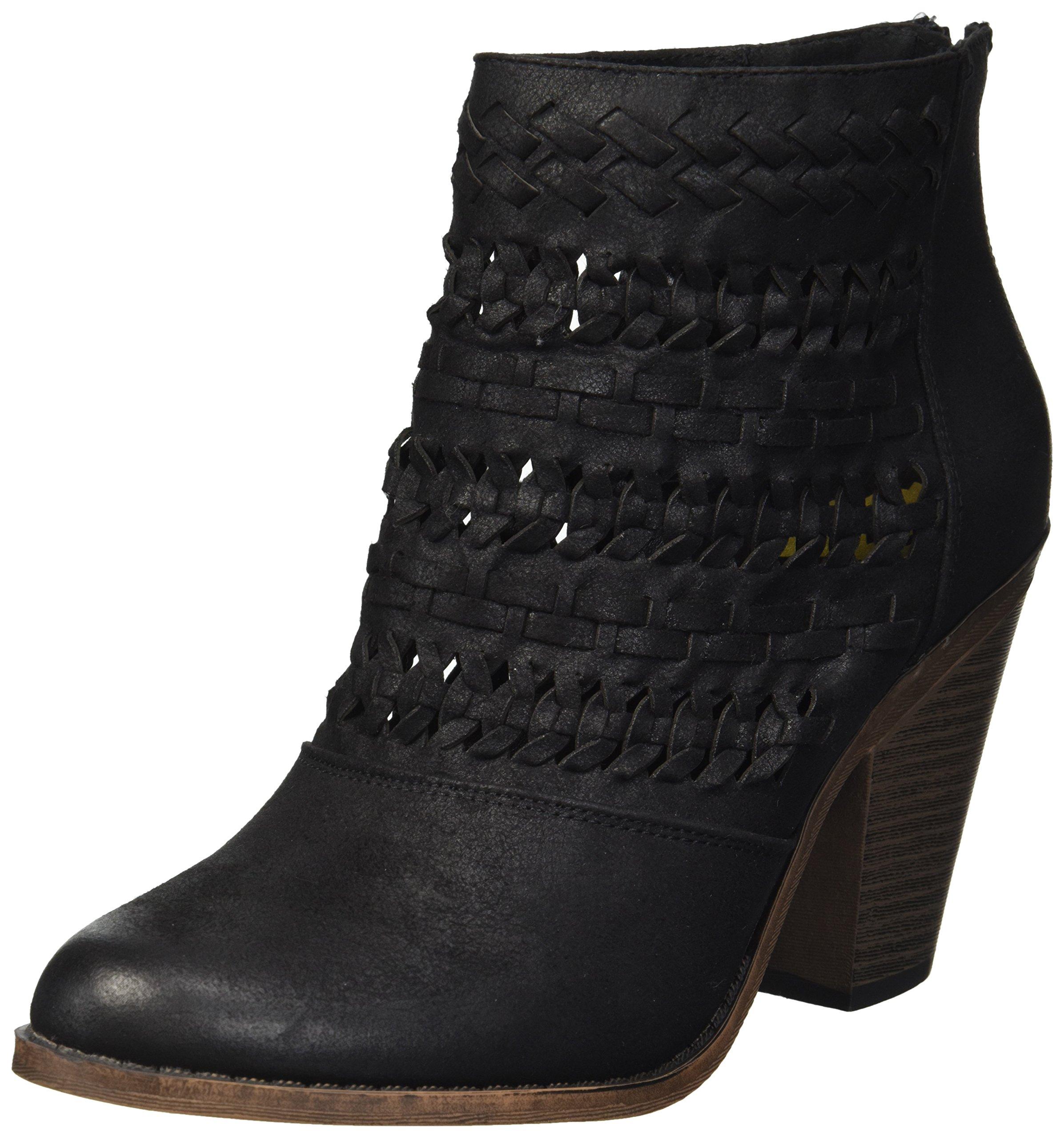 Fergalicious Womens Wanderer Ankle Black
