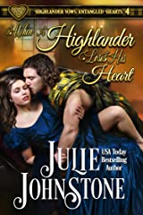 When a Highlander Loses His Heart (Highlander Vows- Entangled Hearts Book 4) Kindle Edition