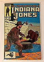 Marvel Comics & Stan Lee Presents; # 22, The Further Adventures of Indiana Jones