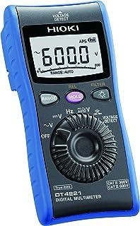 HIOKI(日置電機) DT4221 デジタルマルチメータ (電圧測定に特化した電工用)