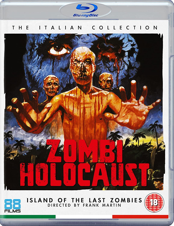 Zombie Holocaust Blu-ray Region Brand new Kansas City Mall 2 B PAL