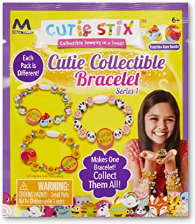 Cutie Stix Cutie Collectible Bracelet Birthday Bundle