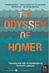 The Odyssey of Homer Kindle Edition