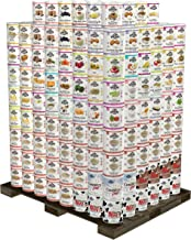 Augason Farms 1-Year 4-Person Emergency Food Supply | Shelter-in-Place Kit | 360 Large Cans | 30 Year Shelf Life