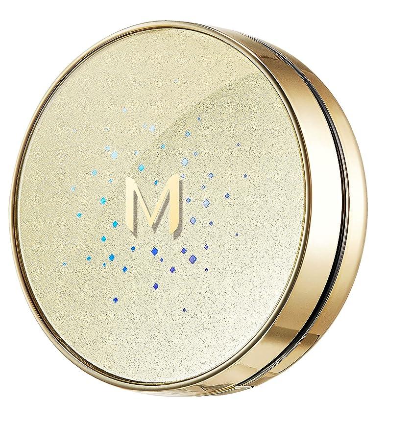 サイレント表現生き返らせる【ミシャ.missha】Mゴールドクッション#21(14G)SPF50+/ PA+++ GOLD CUSHIONシワ改善。美白紫外線遮断の機能性化粧品