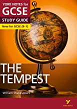 The Tempest: York Notes for GCSE (9-1)