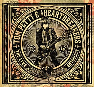 tom petty live anthology songs