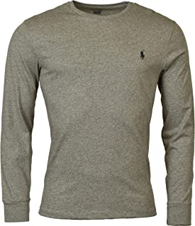 Polo Ralph Lauren Mens Heathered Classic Fit T-Shirt