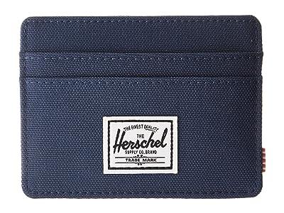 Herschel Supply Co. Charlie RFID (Navy) Wallet Handbags