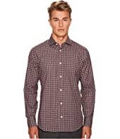 eleventy - Check Spread Collar Button Down