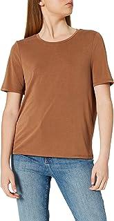 Object Objannie S/S T-shirt Noos dames T-Shirt