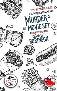 Murder on the Movie Set (#23 - Sanford Third Age Club Mystery) (STAC - Sanford Third Age Club Mystery)