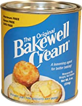 The Original Bakewell Cream Leavening Agent, 8 oz Can