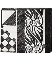 Versace - Printed Bifold Wallet