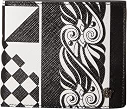 Printed Bifold Wallet