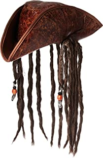 Men's Caribbean Pirate with Braids