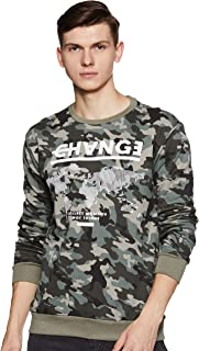 ABOF Men's Cotton Sweatshirt