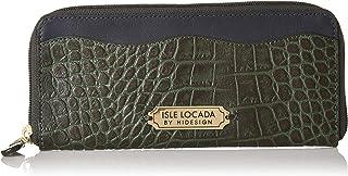 Isle Locada By Hidesign Women's Zip Around Marsala (N 1)