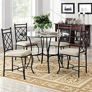Amazon com: Clear Kitchen & Dining Room Furnitures