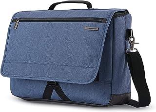Messenger Retro Stache Stripes Cross Body Shoulder Messenger Laptop Bag