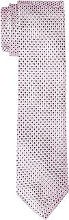 Van Heusen Men's Geo Print Tie, Pink