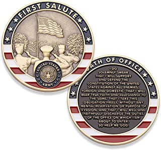 Best first salute coin army Reviews