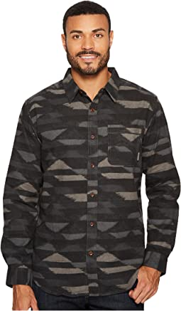 Columbia - Boulder Ridge Printed Long Sleeve Shirt
