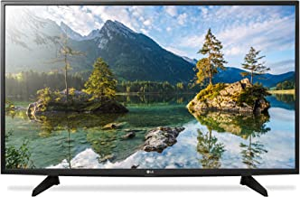 Lg 43Lk5100 Pintura Plástica Satinada Proa Antimoho Lg 43Lk5100Pla TV Led Full HD, 109 Cm (43 Pulgadas) con Sonido Virtual Surround 2.0, USB Y Hdm
