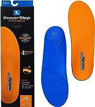 Powerstep Pinnacle Insole, BLUE, Men's 10-10.5, Women's 12