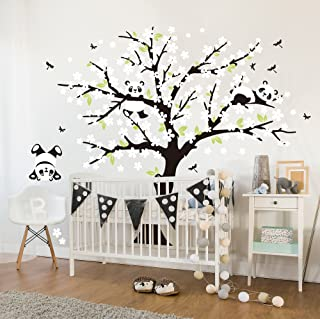 Amazon.fr : stickers muraux arbre - Blanc