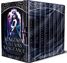 Kingdom of Villains and Vengeance (Kingdom of Darkness and Light Book 2)