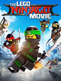 comprar comparacion The LEGO Ninjago Movie