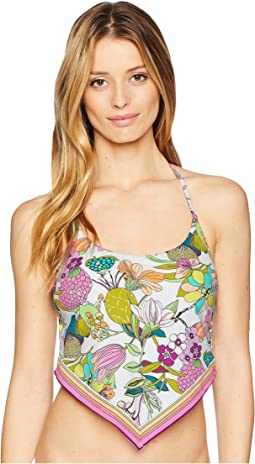 3269f818d9752 Trina turk mayreau top, Clothing, Women | Shipped Free at Zappos